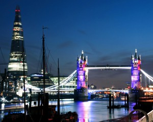 London bei Nacht von Dimitry B. (flickr)