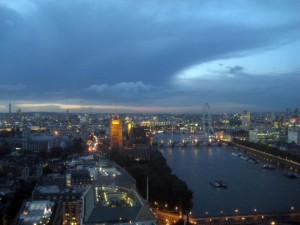 London Skyline von Annie Mole (flickr)